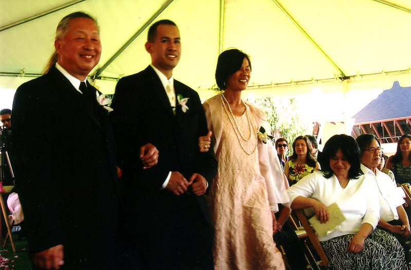 Elliot, Adam and Diane