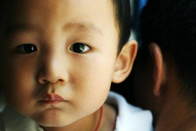 Intimate Innocence, Shanghai, China, 2006