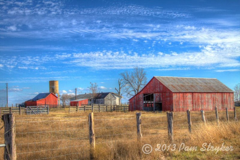 On the Back Roads of Texas 10801