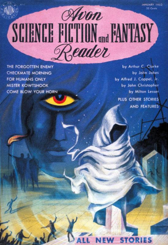Avon Science Fiction and Fantasy Reader