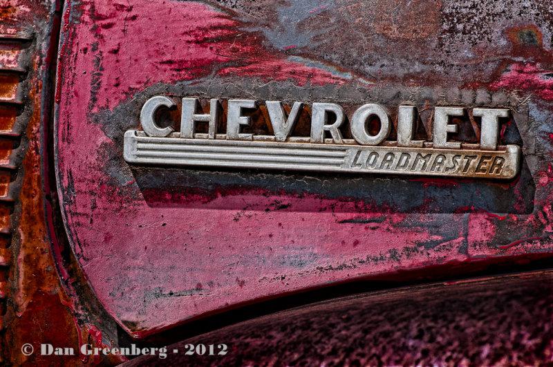 1947-53 Chevy Loadmaster