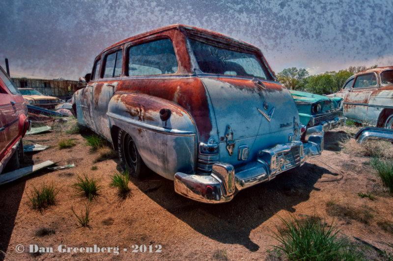 1951-54 Chrysler Wagon