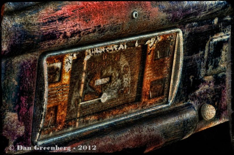 Ancient Dashboard