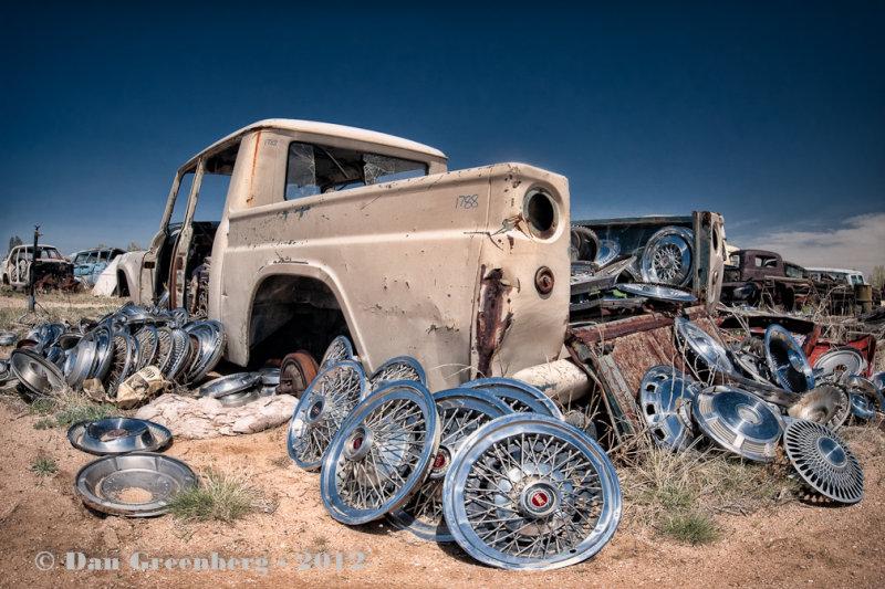 The Hub Cap Truck