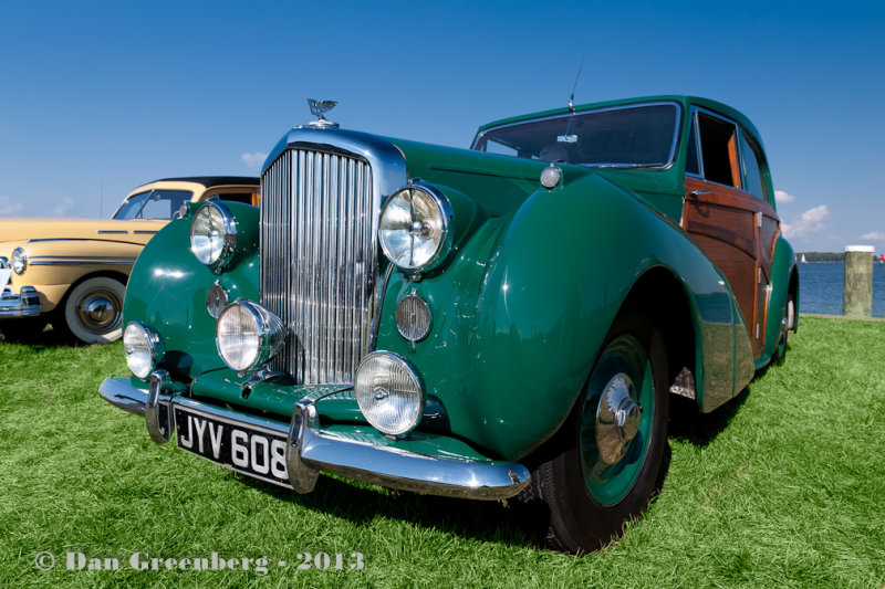 1948 Bentley Mark VI Station Wagon