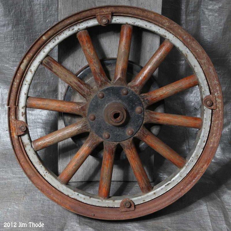 #3 Rear Wheel  $75