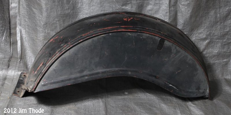 Fender 17-25 Right Rear Touring/Roadster  $300