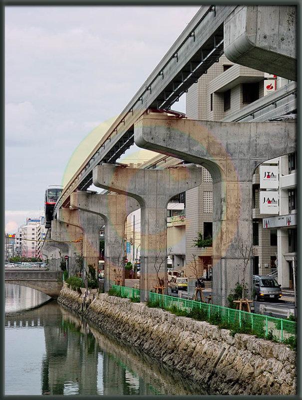 Overhead Monorail - Naha