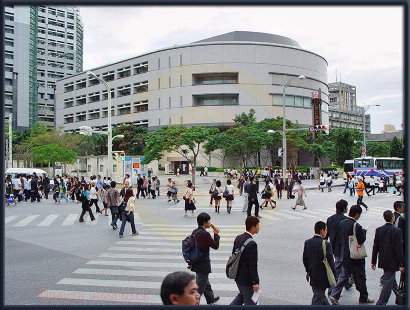 Okinawa Prefecture Assembly Building 沖縄県議会事務局