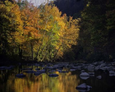 Buffalo River Sunrise 2