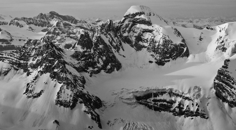 Nechamus Mountain, North Face <br>(Kakwa051708-_572-3.jpg)
