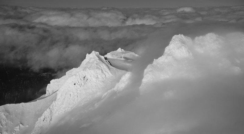 Glacier Peak, Looking To The Northeast <br> (GlacierPk_111512-109-3.jpg)