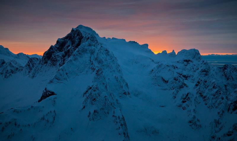 Whitehorse Mountain Looking To The Southwest <br? (Whitehorse_010113_028-4.jpg)