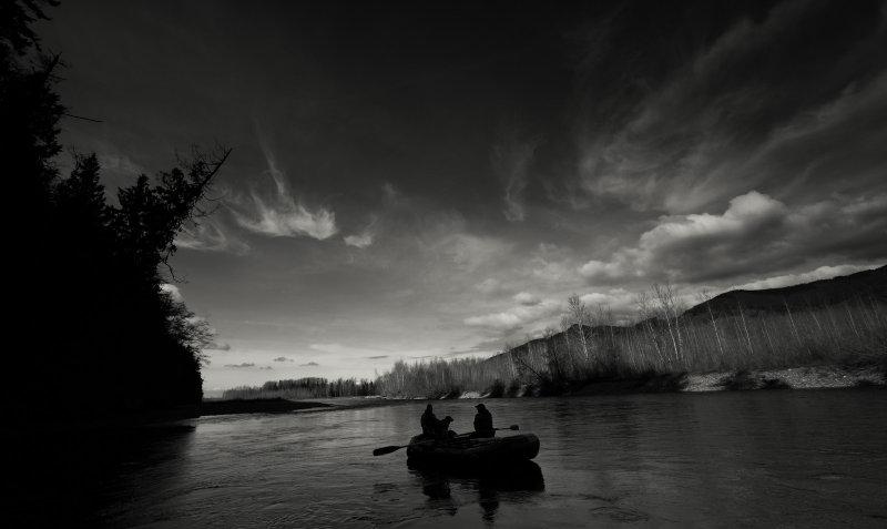 Afternoon On The Nooksack River <br> (NooksackRiver_021013_421-10.jpg)*