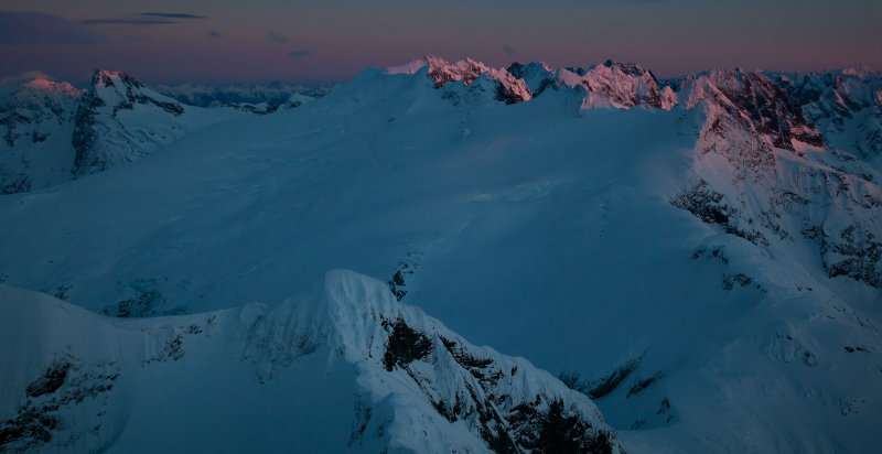 Alpenglow & The Northern Picket Range <br> (Pickets_021513_146-8.jpg)