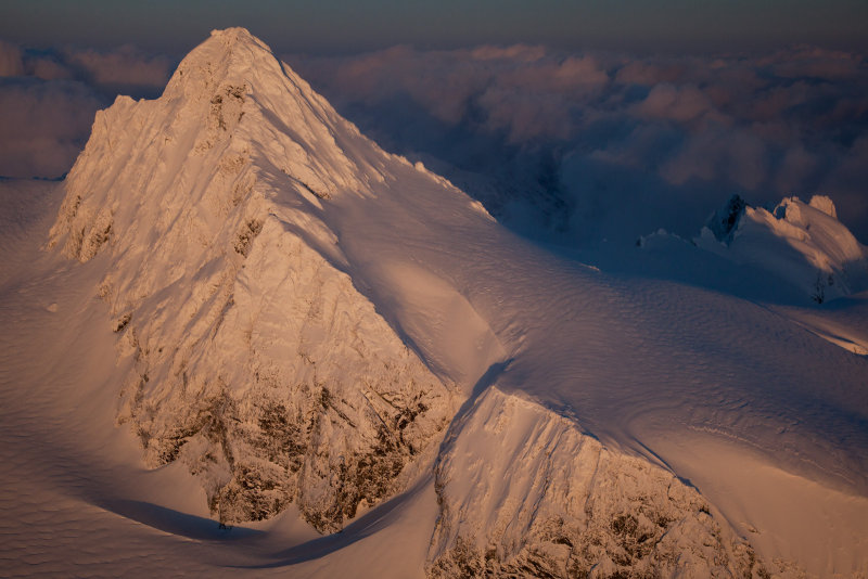 Mt Shuksan, Looking Northeast <br> (Shuksan_031813_310-4.jpg)