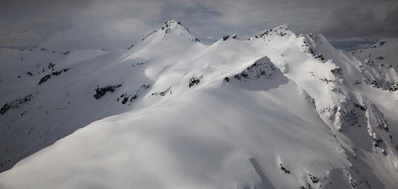 Napeequa Mountain From The North <br>(Napeequa_032713_008-3.jpg)