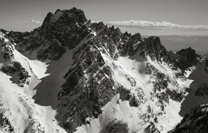 Argonaut Peak From The North <br>(SE_040113_081-1.jpg)