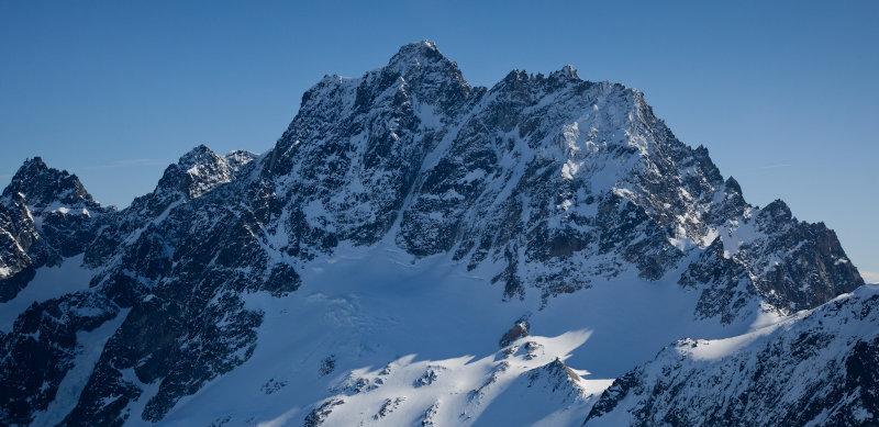 Mt. Stuart From The Northwest <br> (SE_040113_085-2.jpg)