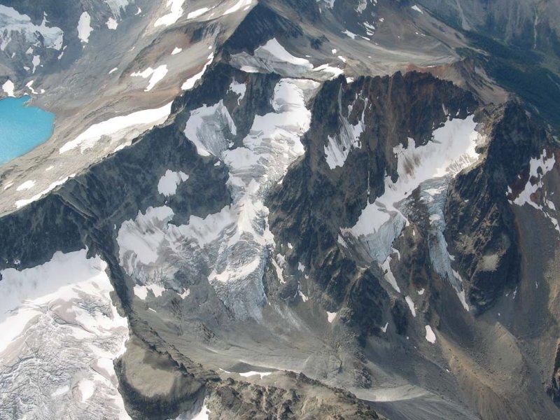 Custer & West Custer Glaciers (Custer090406-13adj.jpg)