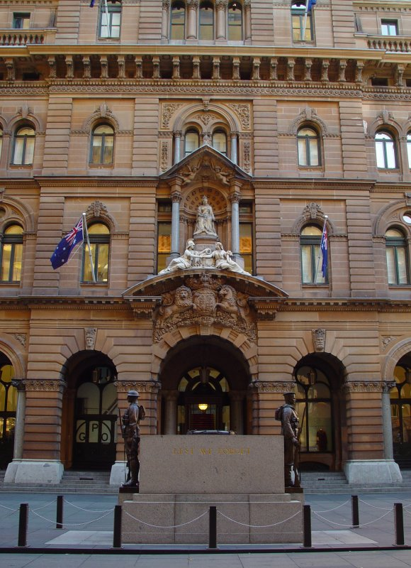 The Old Sydney Post Office