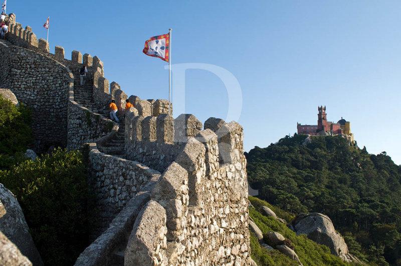 O Castelo e o Palácio