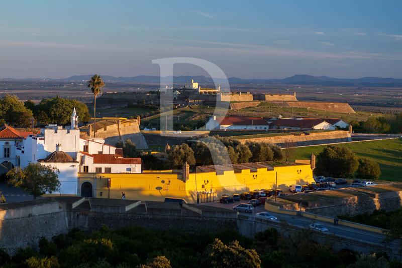 Baluarte de São João de Deus e Forte de Santa Luzia