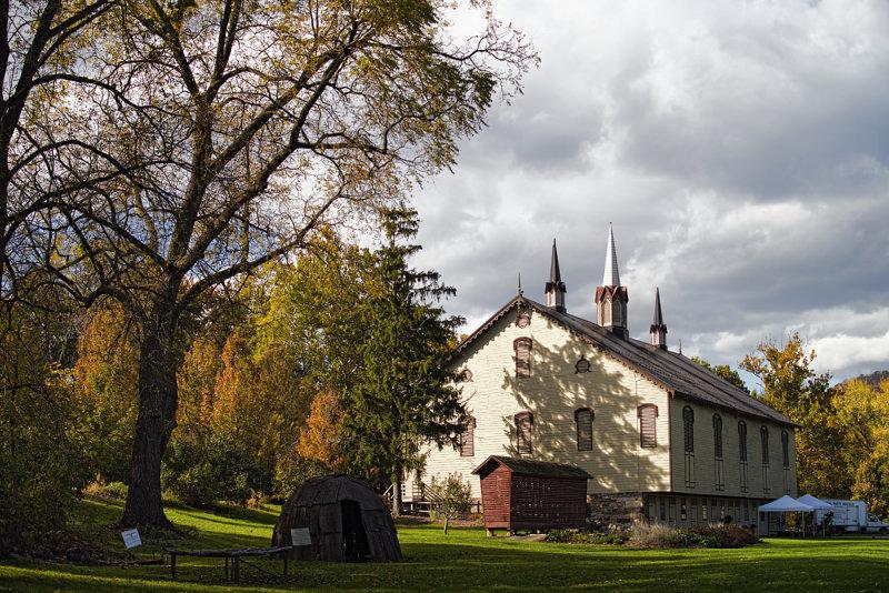 Fort Hunter Barn