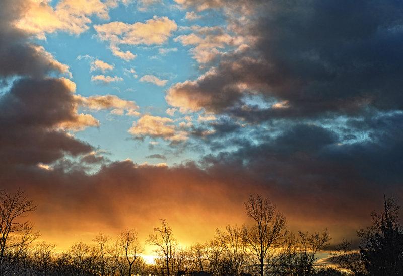 Sunset Fall 2012