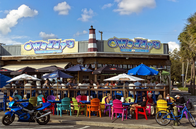 OMaddys Bar and Grill (Gulfport, Florida)