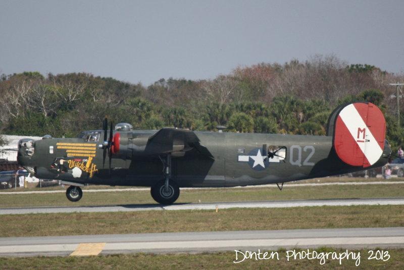 B-24 Liberator (N224J) Witchcraft