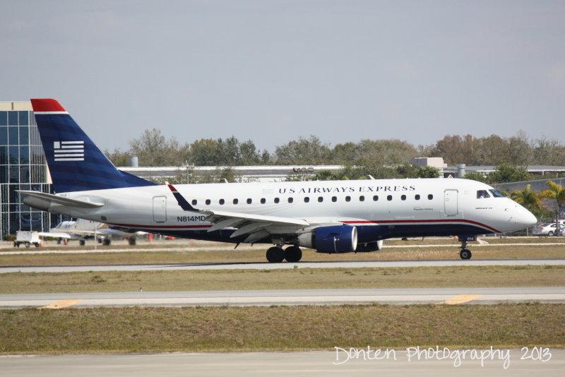 Embraer 170 (N814MD)