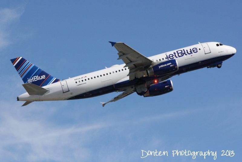 Airbus A320 (N804JB) Got Blue?