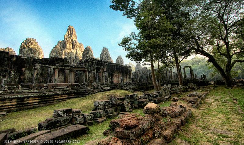 Temple of Bayon, Angkor