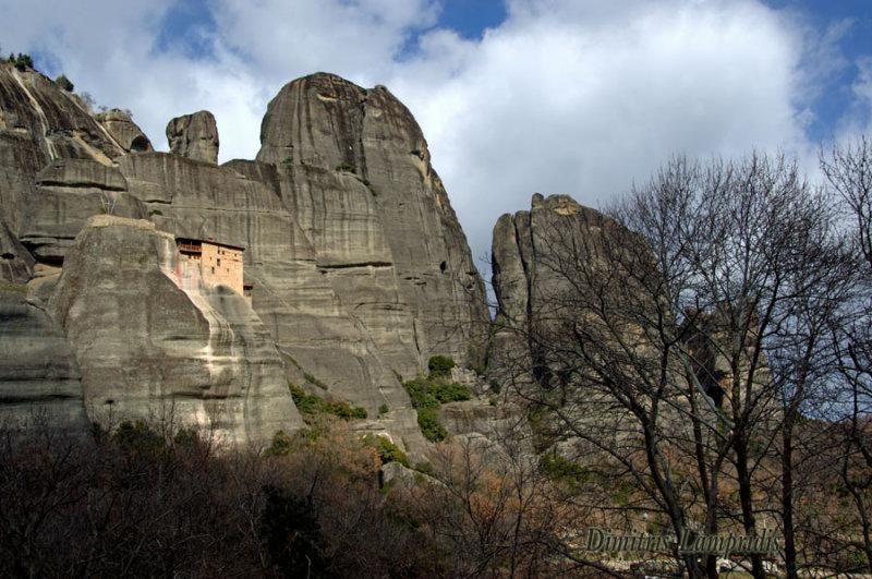 Monastery of Agios Nikolaos Anapafsas ...