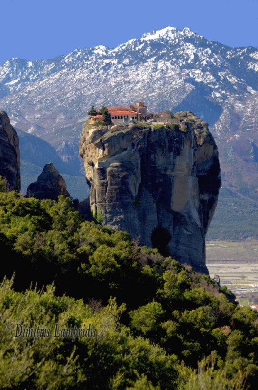 Monastery of Agia Triada ...