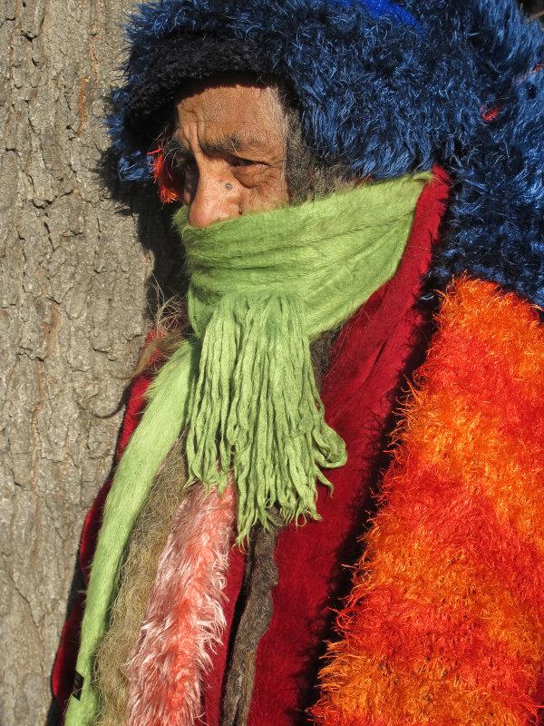 Homeless Fashion Designer