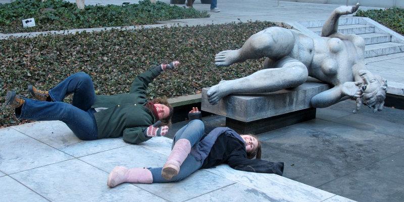 MOMA Sculpture Garden