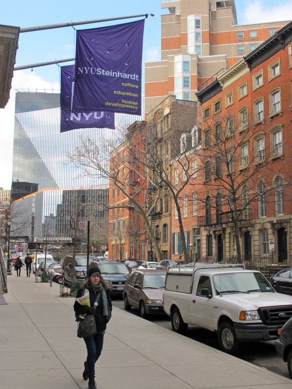 NYU & Real Estate Interests & Disappearing Greenwich Village