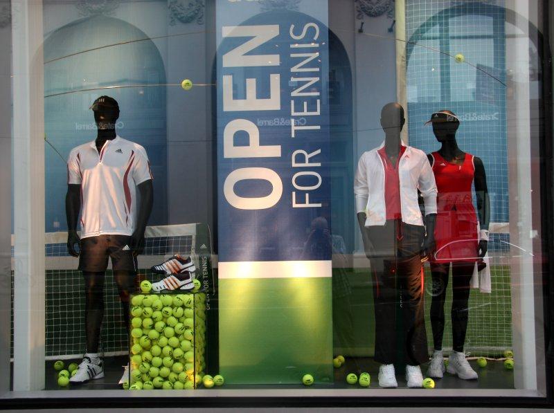 adidas Open for Tennis