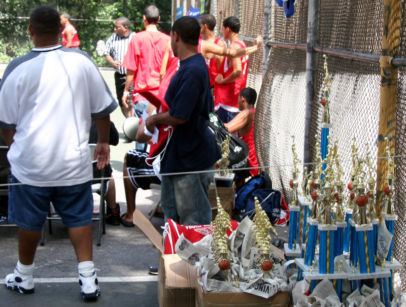 Basketball Tournament - Trophies for all Players