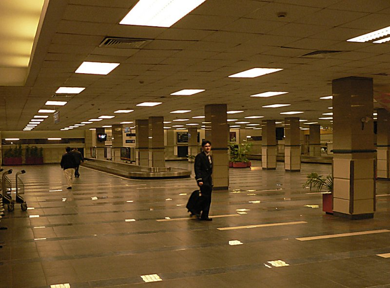 Arrival Lounge at Islamabad International Airport - 105.JPG