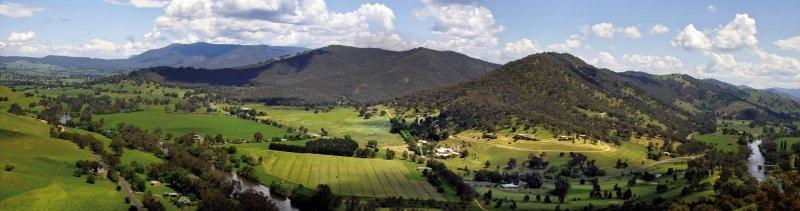 Jingellic, Upper Murray Valley