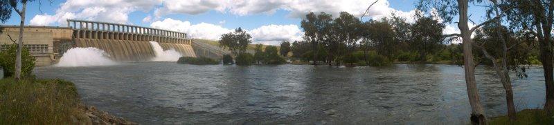 Hume Weir, Albury Wodonga