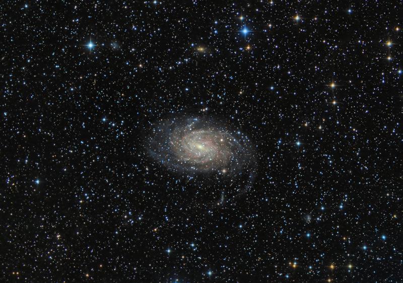 NGC 6744 Milky Way Look Alike