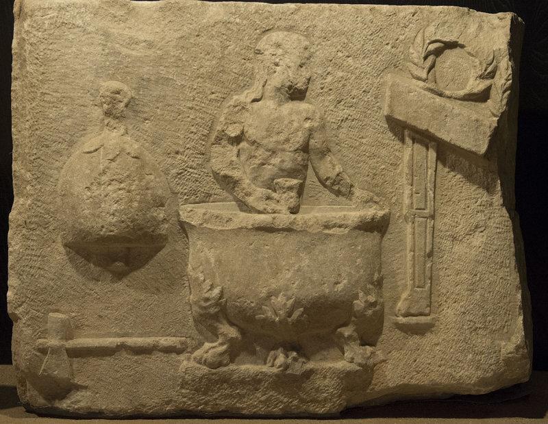 Istanbul Archaeological museum december 2012 6725.jpg