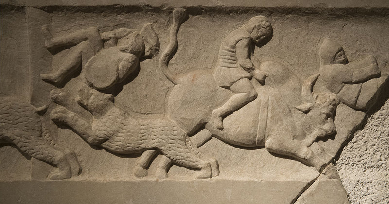 Istanbul Archaeological museum december 2012 6727.jpg