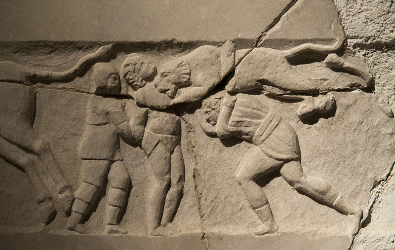 Istanbul Archaeological museum december 2012 6728.jpg