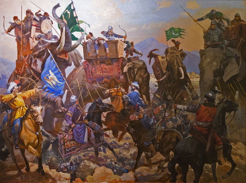 Istanbul Military museum december 2012 6498.jpg