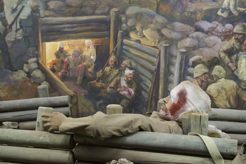 Istanbul Military museum december 2012 6573.jpg